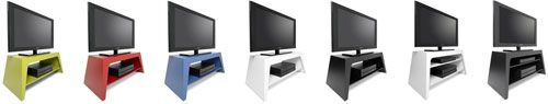 Kleurig tv-meubel Colorado van MoreFurniture     AVblog - hifi, audio, video, luidsprekers, HDTV, tv, HDMI