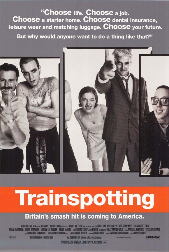 Trainspotting 1996 Best anti-drug movie ever!