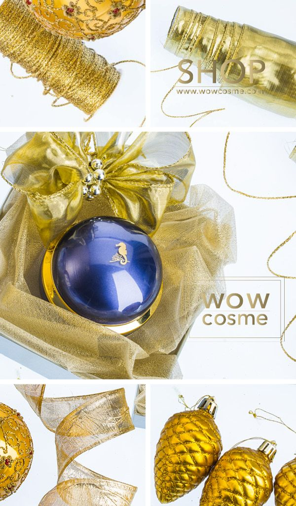 La Rarita, Seahorse & Gold, christmas present, wowcosme, SHOP ONLINE