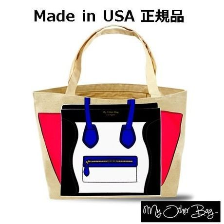 My Other Bag マイアザーバッグ アメリカ の トートバッグ CARRY ALL MADISON BPB レディース キャンバス エコバッグ レジカゴ 折りたたみ ブランド