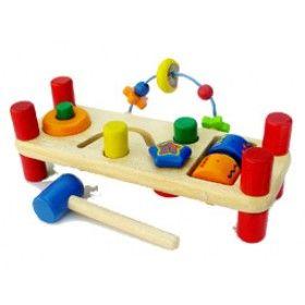 Activity bankje - Educatief Speelgoed