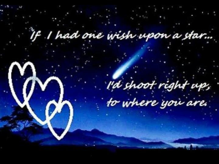 if i have one wish boy