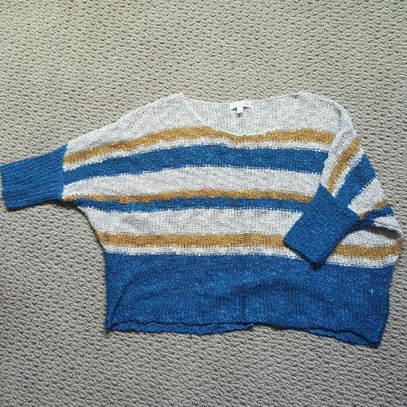 Gianni Bini sweater Gianni Bini sweater. Comfy and good condition Gianni Bini Tops