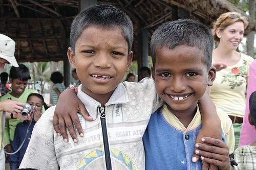Orphans in Chennai
