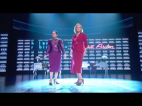 "Vogue-A pair of Broadway legends show why they're the best in the game. Patti LuPone and Christine Ebersole, who play rivaling cosmetic queens Elizabeth Arden and Helena Rubinstein in War Paint, proved why they're the ultimate Broadway divas with a rendition of ""Face to Face."""