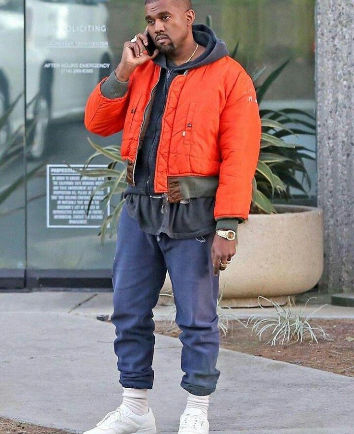 Pin By Harris K Massoma On Hang Kanye West Style Kanye Fashion Mens Street Style
