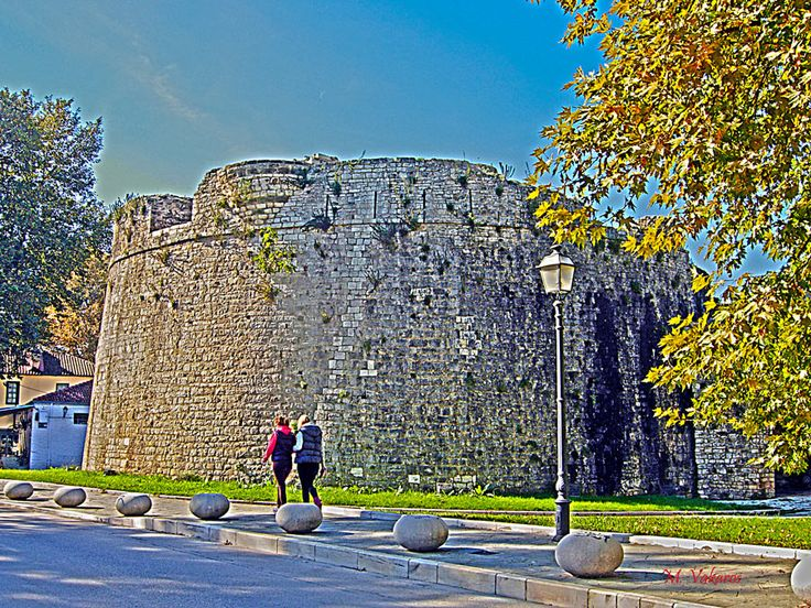 bastion of Castle in Ioannina