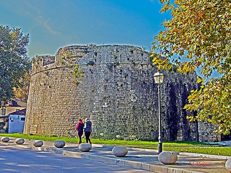 bastion of Castle in Ioannina