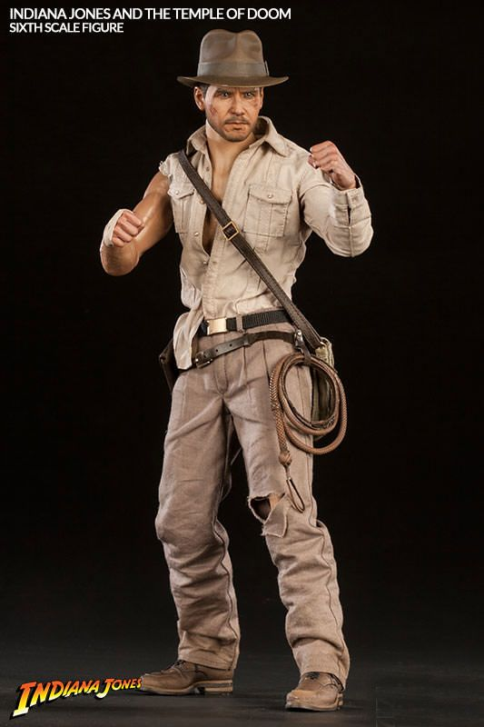 Sideshow's Indiana Jones and the Temple of Doom Sixth Scale Figure will be a must-have for fans of the saga! Description from raven.theraider.net. I searched for this on bing.com/images