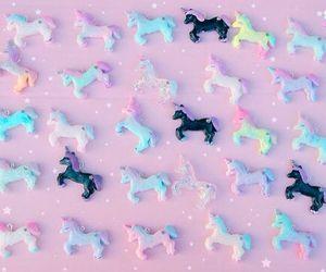 // unicorns // aesthetic // cute // pastel // pink // tumblr //
