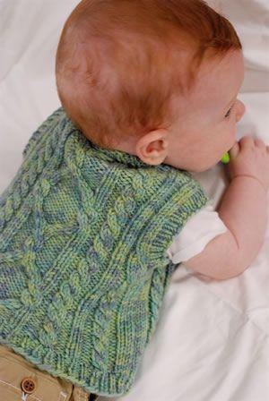 Little Boy Vest Pattern