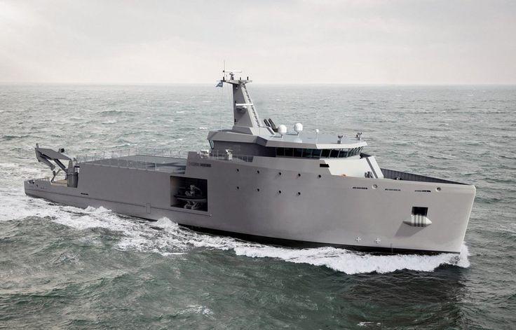 Nieuwe AUV's Zorgen Voor Grote Omslag Mijnendienst