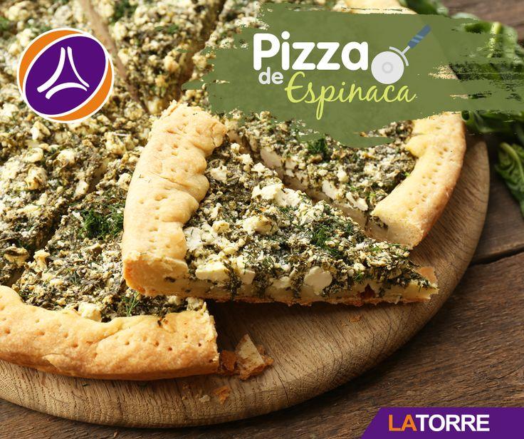 ¿Una pizza para comenzar la semana?