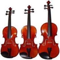 Size Chart for Violins & Violas: Expert Advice from a Teacher & Award-Winning Musician