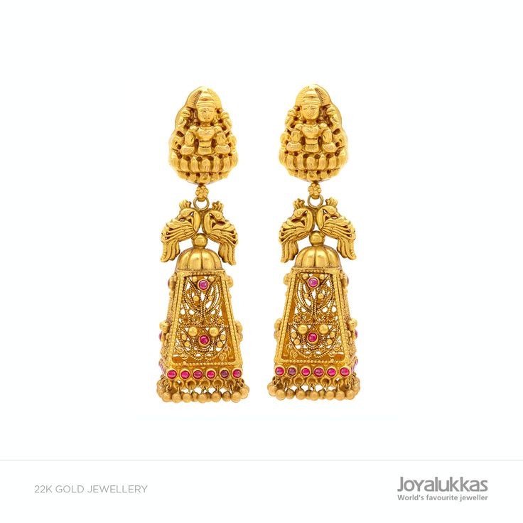 THE GREAT JHUMKA FEST COLLECTIONS! Weight: 54.750gm Approximate Price: Rs 1,70,394 (as today's gold rate)