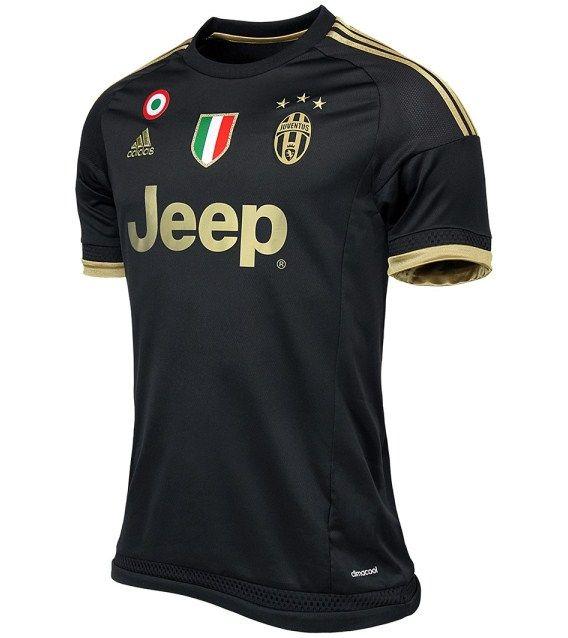 Juventus Third Jersey 2015 16