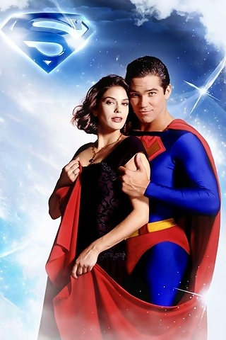 Lois & Clark: The New Adventures of Superman.