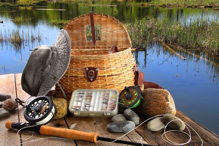 Fly Fishing Kits For Beginners Scheduled Via Http Www Tailwindapp Com Utm Source Pinterest Utm Medium Twpin Utm C Fly Fishing Fly Fishing Kit Fishing Basket
