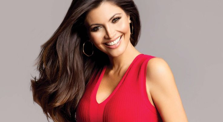 """Actress, model and Univision personality Chiquinquira Delgado will be one of the presenters of the """"Nuestra Belleza Latina,"""" on which former winners of the Miss Universe pageant, Alicia Machado and Denise Quiñones, will mentor the contestants. EFE/Univision"""
