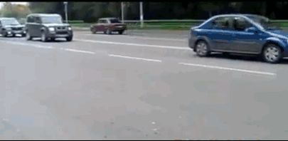36 Hazards You Can Expect To Encounter While Driving In Russia