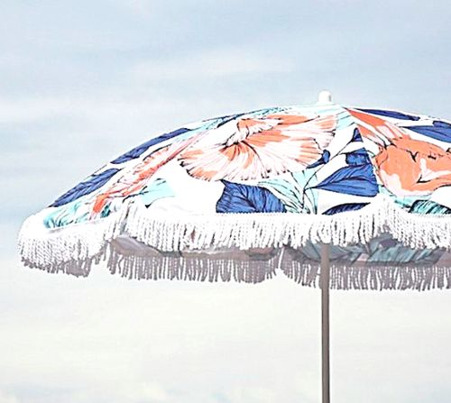 Beach Umbrella // From Gold Blog shop www.procellaumbrella.com