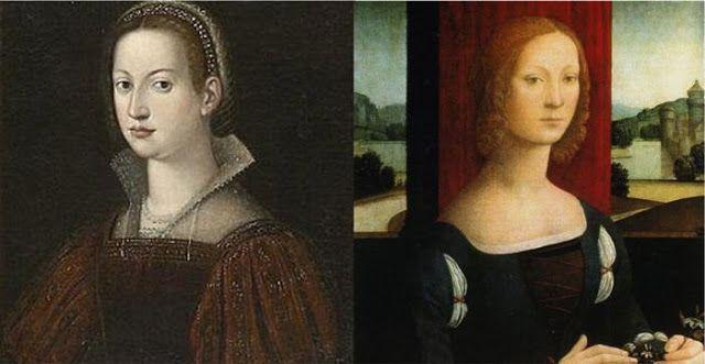[Professione lettore] Contessina de' Bardi e Caterina Sforza, donne forti da scoprire in due libri, di Lara