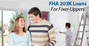A FHA 203k streamline loan is an excellent program for home buyers who plan on purchasing a REO, foreclosure, short sale, Fannie Mae or HUD properties.