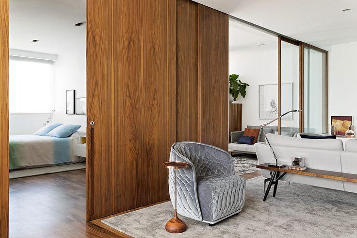Para darle un ambiente más cálido, las puertas son de madera plegable. | Galería de fotos 5 de 17 | AD MX