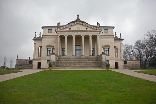 Villa Almerico-Capra (Rotonda) - Palladio