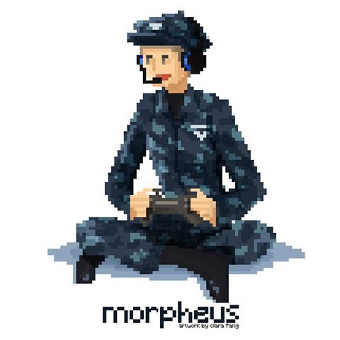 Late birthday present for this cool guy I know, @morpheusgt. I wish you well and I hope the best for you in both your life and career! Happy birthday, man!! (And so sorry for your request before, ill work on it once i have some free time :'D)    #pixelart #pixelartist #retro #game #gamer #illustration #digitalhoboes #digitalart