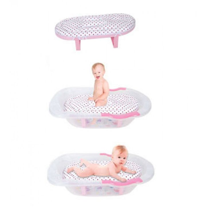 Sevi Bebe Seyyar Bebek Banyo Hamağı