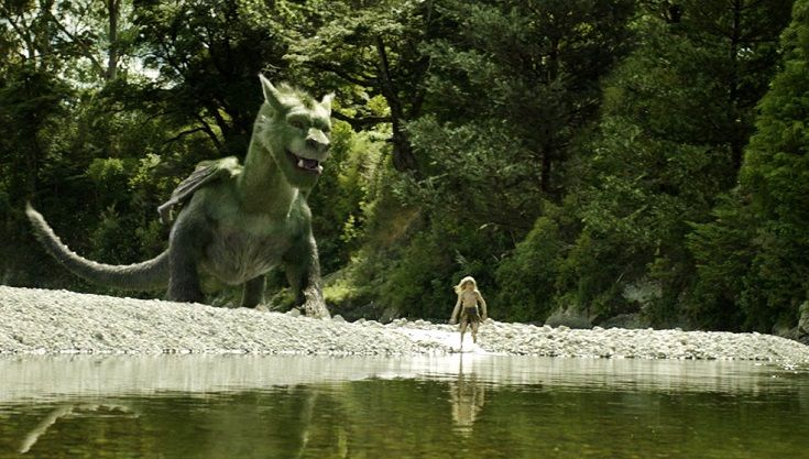 petes dragon trailer   Baby Pete meets Elliot for the first time in PETE'S DRAGON trailer!