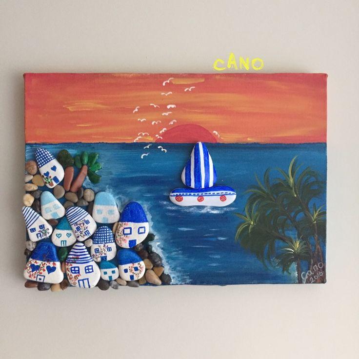 Oltre 25 fantastiche idee su decorazione per case al mare for Case in stile adobe
