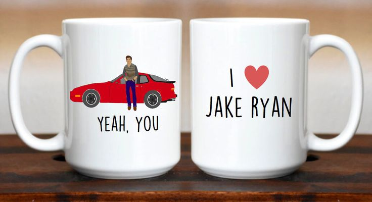 A personal favorite from my Etsy shop https://www.etsy.com/listing/525258809/yeah-you-jake-ryan-sixteen-candles-molly