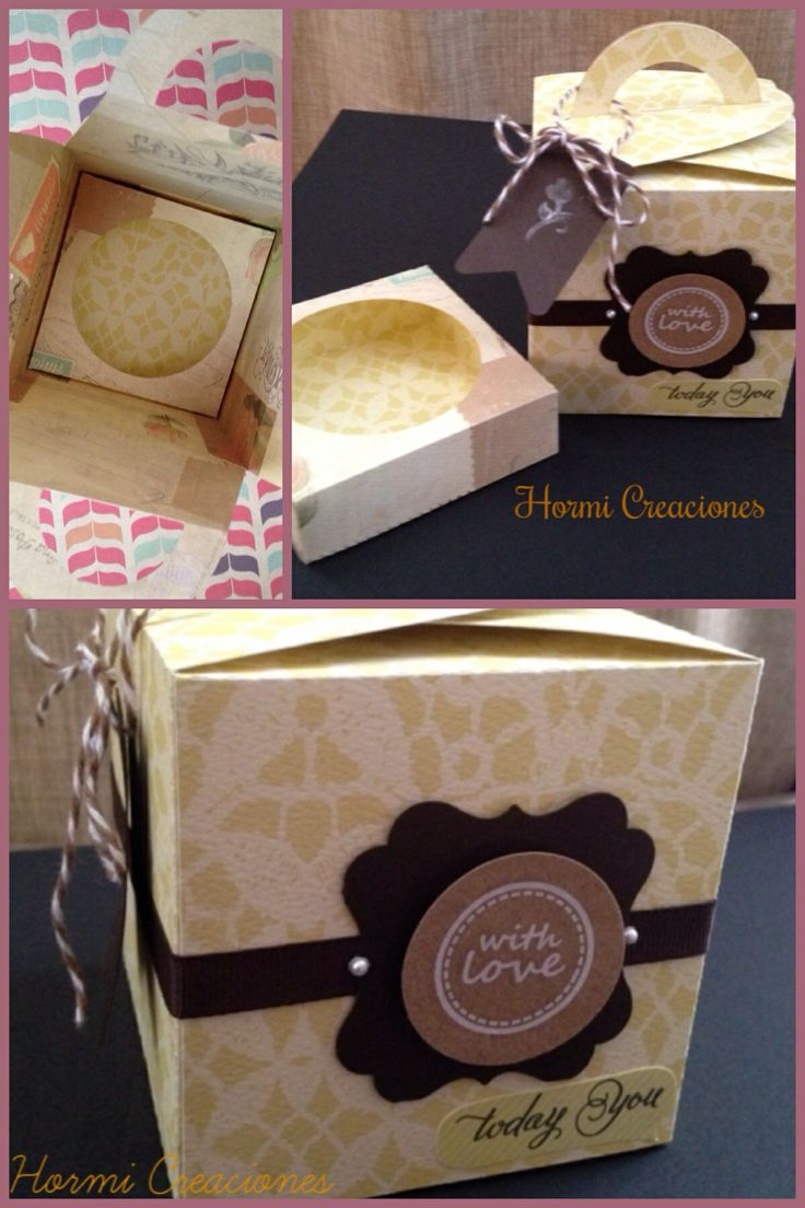 54 best Cupcake boxes images on Pinterest | Cupcake boxes, Gift ...