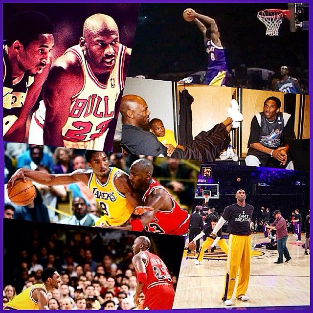 FEED | Websta - get1later @kobebryant is 31 Points away from Passing #MichaelJordan for Number 3 on the Alltime #NBA Scoring List. Will he do it Tonight against the #Spurs? #Mamba #MJ #24 #23 #photogrid @photogridorg