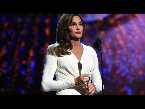 Caitlyn Jenner Wins Arthur Ashe Award - 2015 ESPN Awards - ESPYS 2015 Full https://youtu.be/2YTs6URUbho