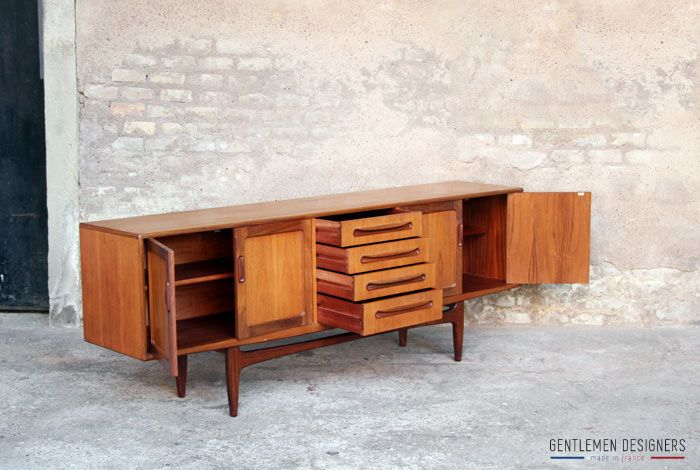 Gentlemen designers mobilier vintage made in france - Meubles made in france ...