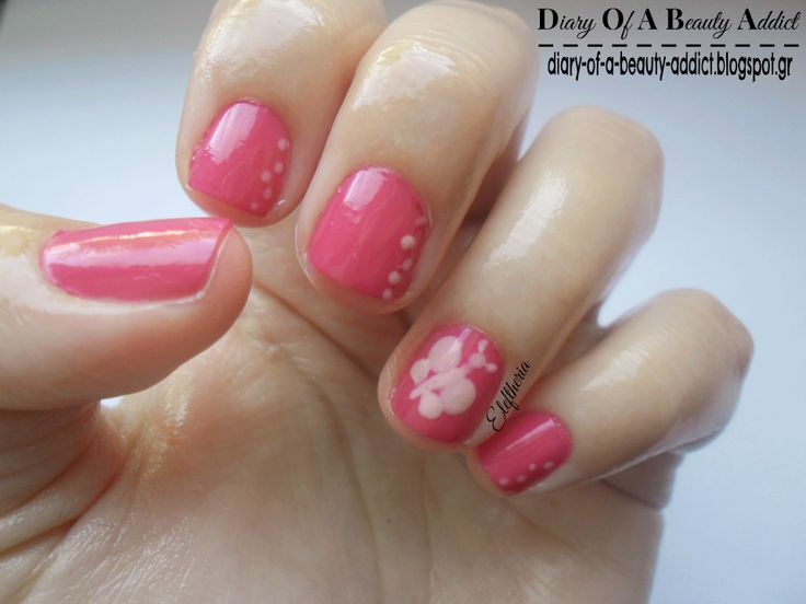 Simply Nails ▎❝Butterfly❞ :http://diary-of-a-beauty-addict.blogspot.gr/2014/05/simply-nails-butterfly.html#