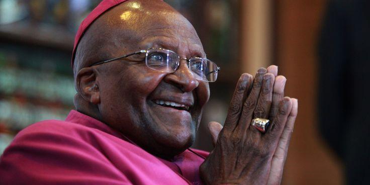 Desmond Tutu Responds To John Kerry's 'Apartheid' Controversy