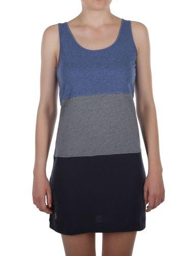Stripe Block Dress [navy] // IRIEDAILY Spring Summer 2015 Collection! - OUT NOW! // BASICS - WOMEN: http://www.iriedaily.de/women-id/women-berlin-basics/ // LOOKBOOK: http://www.iriedaily.de/blog/lookbook/iriedaily-spring-summer-2015/ #iriedaily