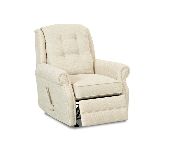 Transitional Swivel Gliding Reclining Chair with Button Tufting by Klaussner. 23 best Hamilton s Accent Chairs and Recliners images on Pinterest
