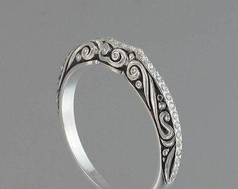 El anillo de compromiso de la princesa encantada con topacio