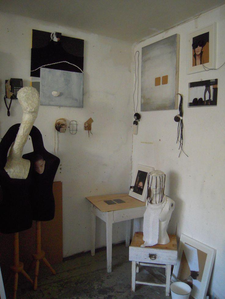 NICOLE WOGG, Studio View 2012 www.nicolewogg.com