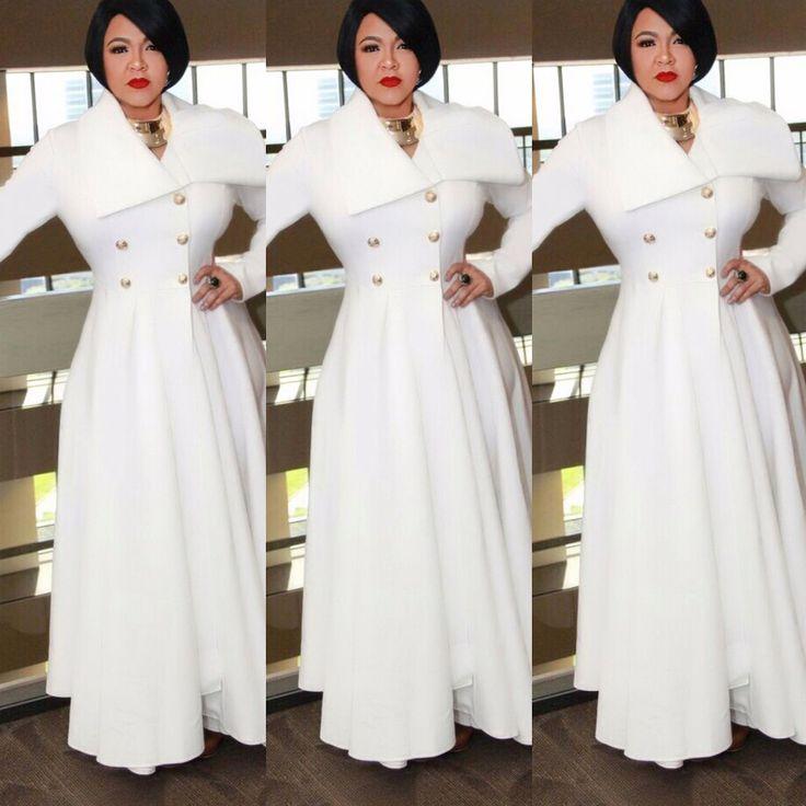 Long Off White Duster Coat Dress