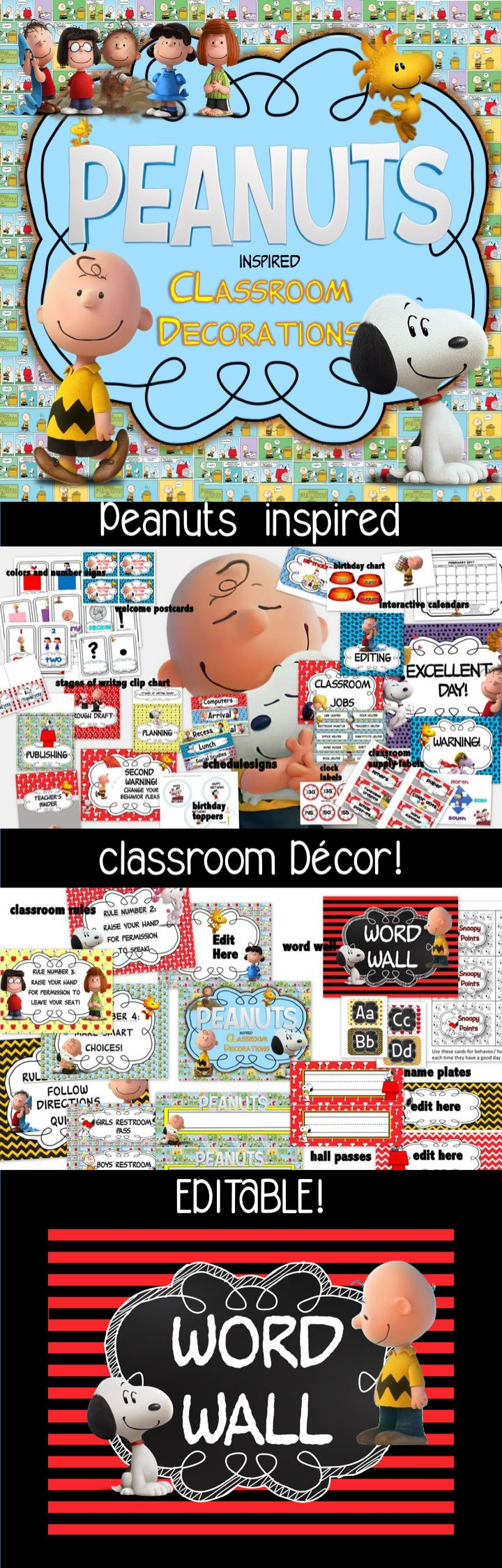 93 Best Education Snoopy Images On Pinterest Snoopy Classroom
