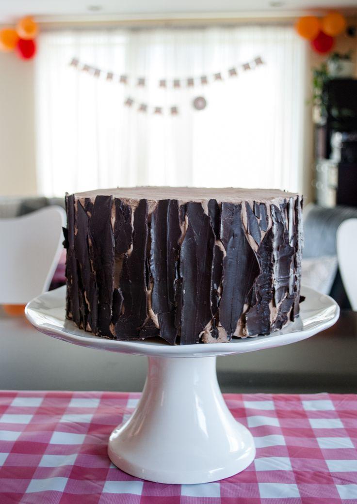 49 Best Lumberjack Cakes Images On Pinterest Petit Fours Cake