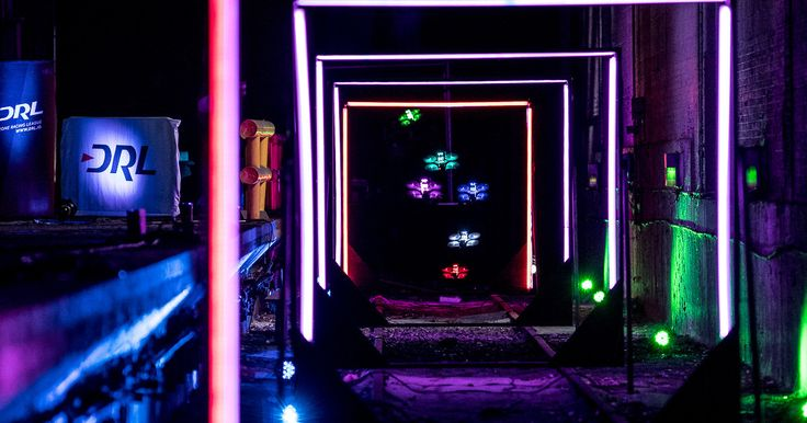 Drone Center: ESPN adds 2016 Drone Racing League season to busy fall schedule