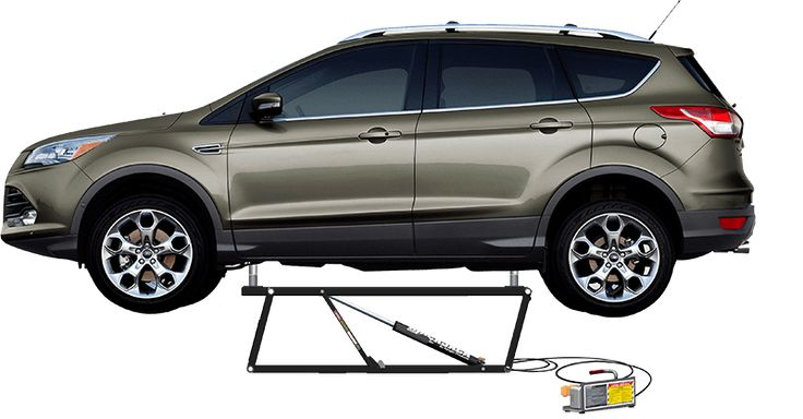 QuickJack - Portable Car Lifts and Car Jacks for your Home Garage or Shop