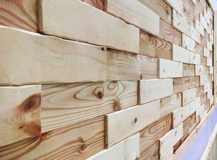 Zirbenholzwand zirbe pinterest wands for Deko trennwand